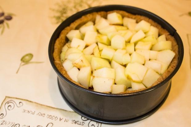 Gluten Free One-Apple Pie