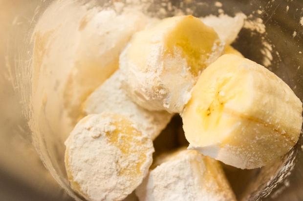Raw Banana Pudding Cupcakes