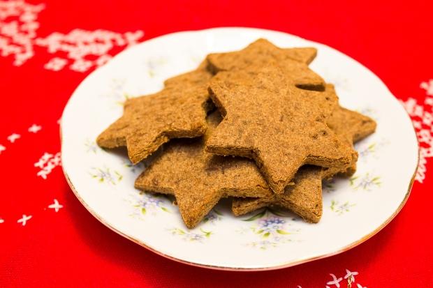 Vegan gluten free gingerbread